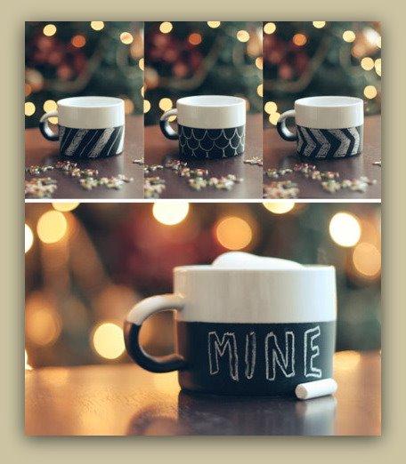 handmade gift mugs