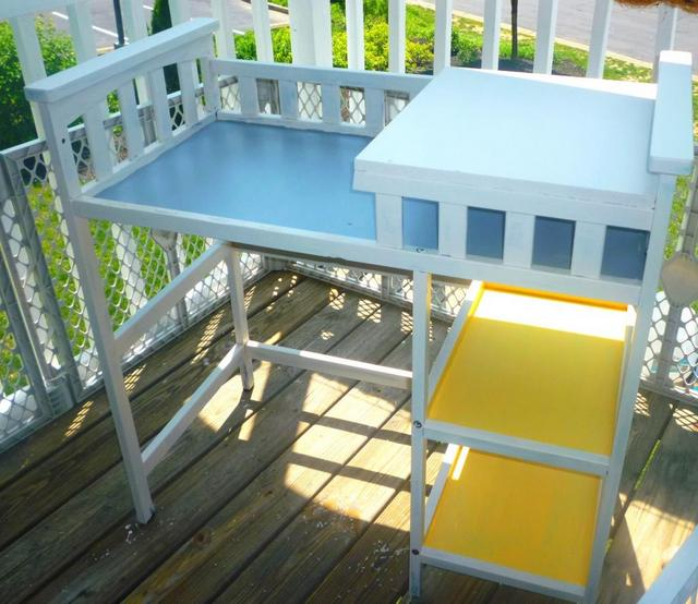 changing table study table