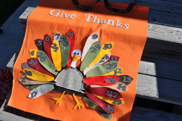 give thanks kids crafts