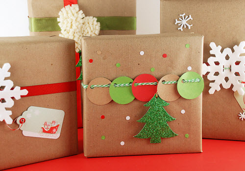 gift wrap front
