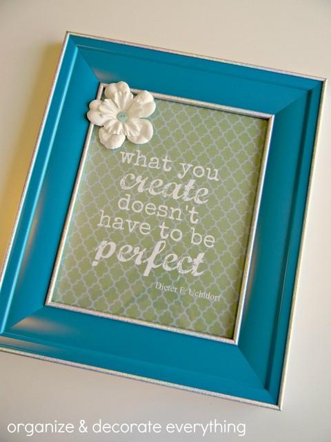create perfect print