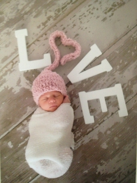 love baby photo idea