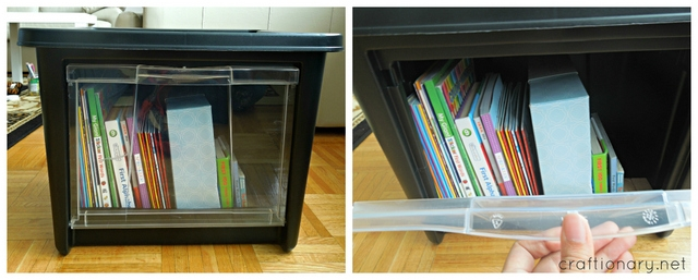 Rubbermaid Storage Bins Books