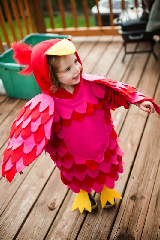 baby bird halloween costume