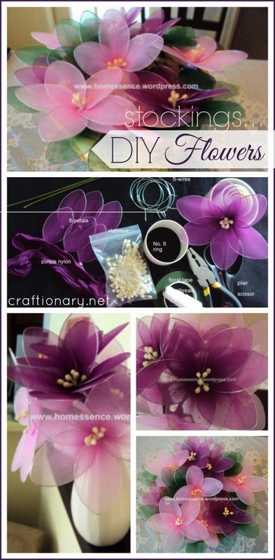 make-nylon-flower-felwort-with-instructions