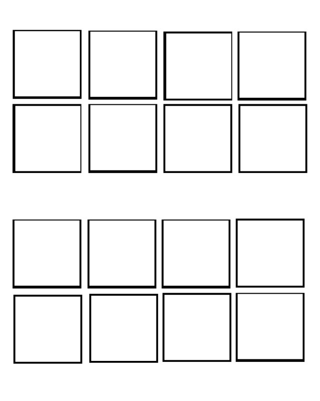 free printable for cut and paste