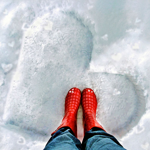 Snow photo ideas