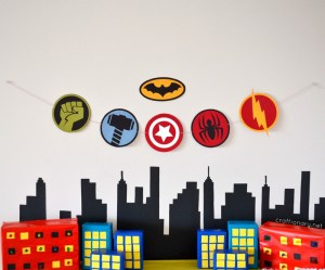 DIY-superhero-birthday-party