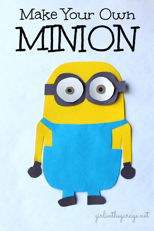 paper minion