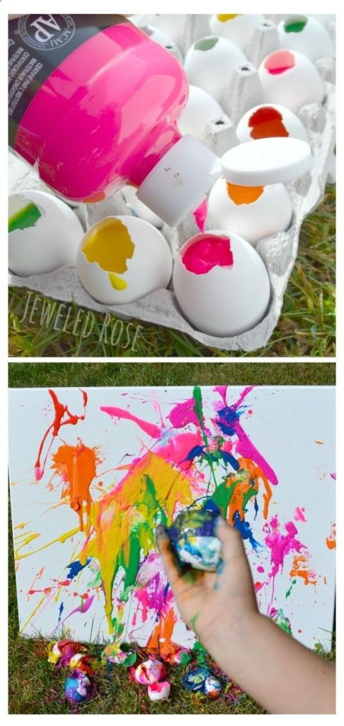 DIY-paint-filled-eggs-art