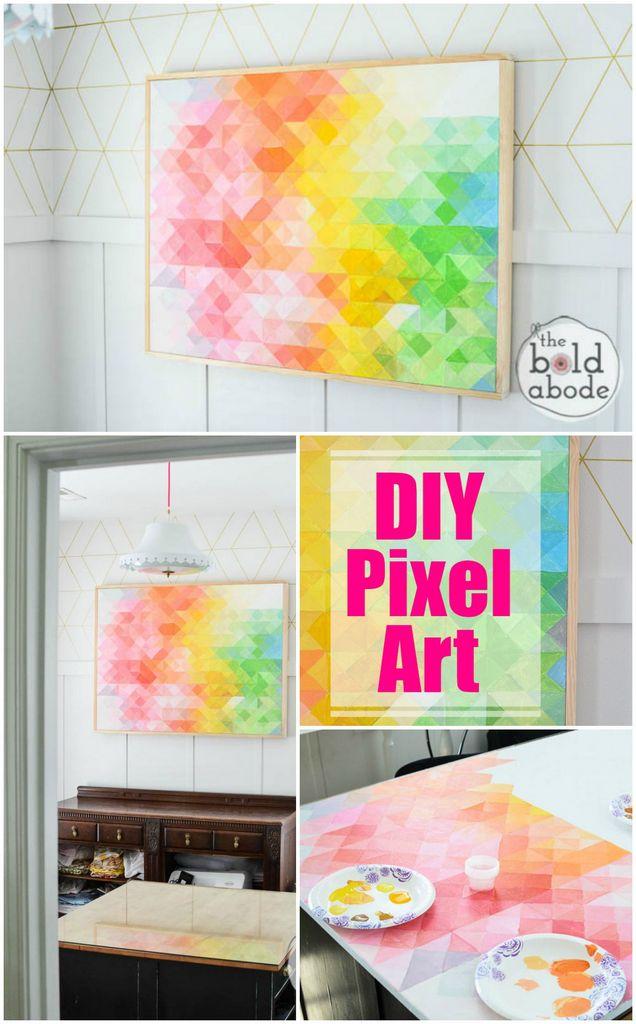 DIY-pixel-art