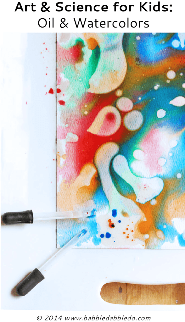 DIY-watercolor-and-oil-painting