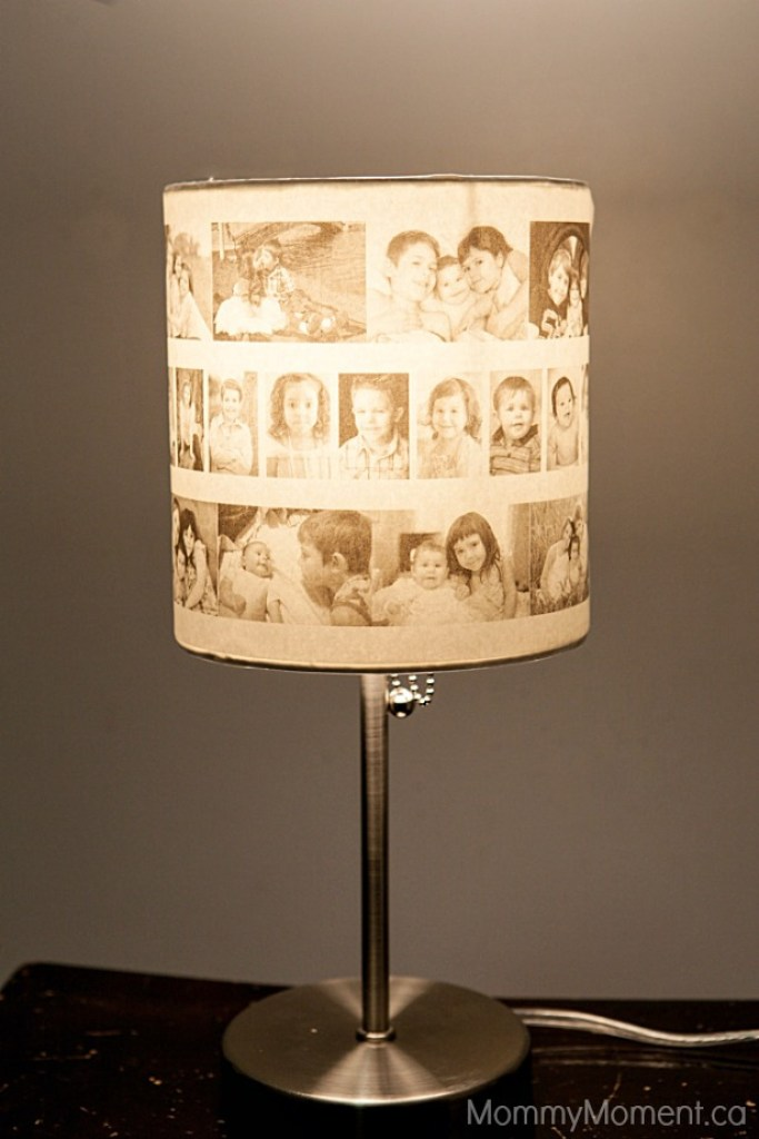 Standing Lamp Collage