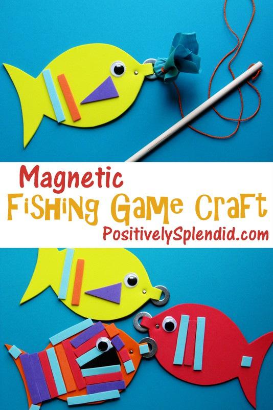 sea creature magnet game