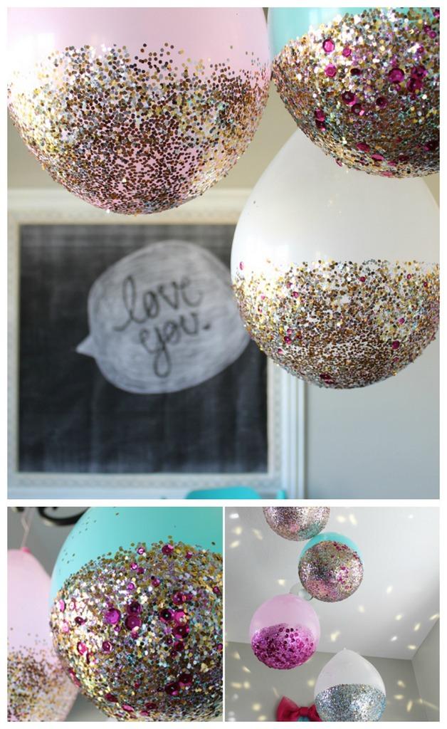 diy-glitter-balloons