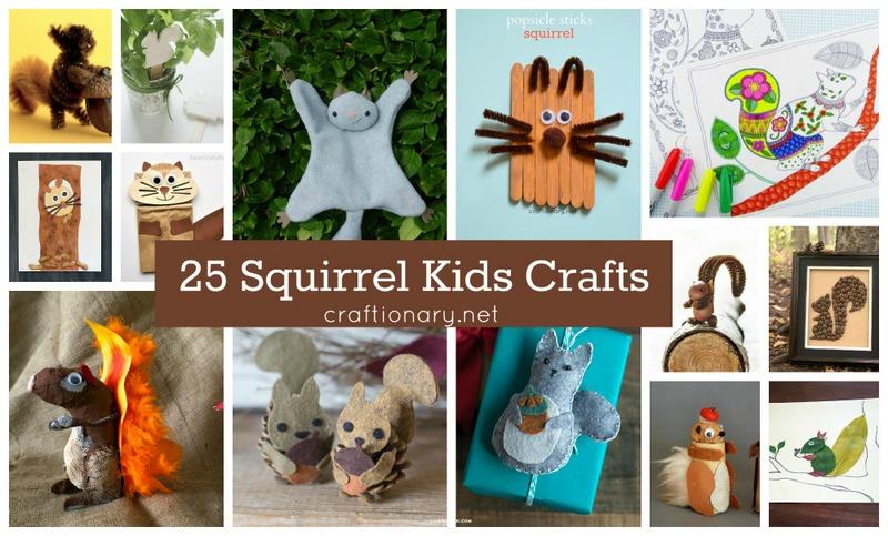 Kids-squirrel-crafts-craftionary