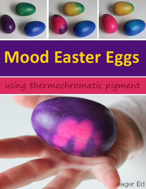 Mood easter eggs