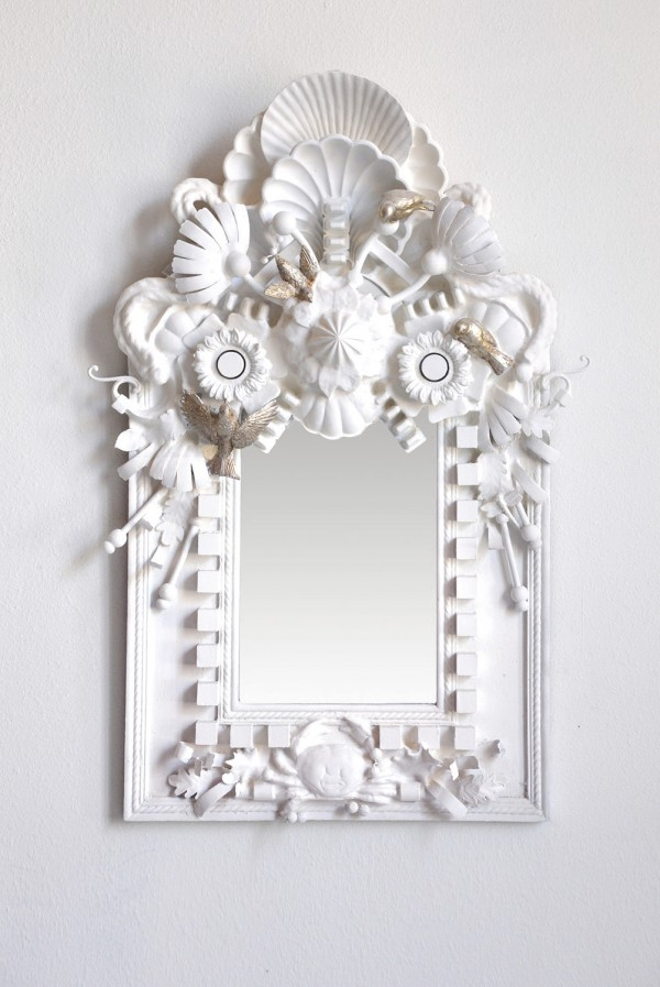 DIY wall mirrors with excellence