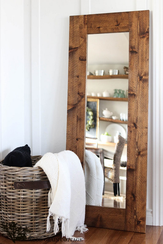 Diy Wall Mirrors Thirty Best Home Decor Projects