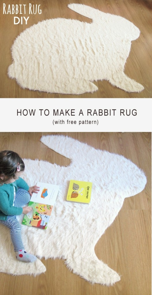 How-to-make-a-Rabbit-Rug-making-rugs-in-creative-ways