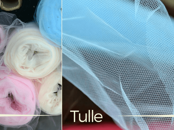 tulle sewing terms and conditions