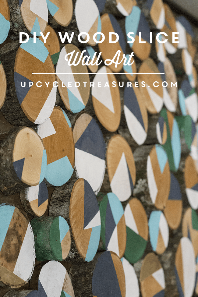 diy-wood-slice-wall-art