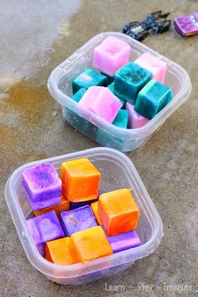 ice chalk paint recipe Best Homemade Paint Recipes