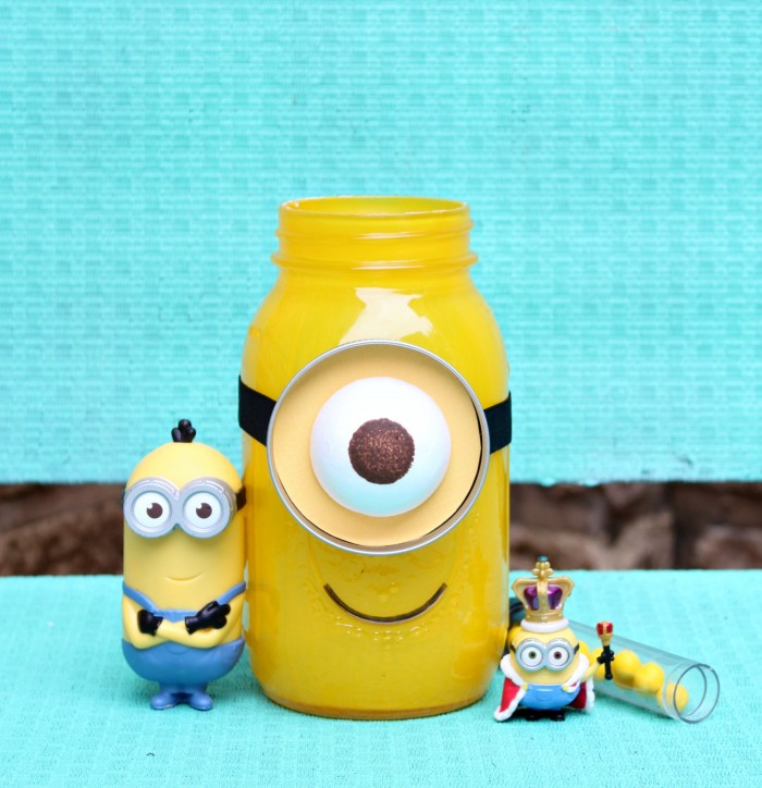 Minion birthday gift idea