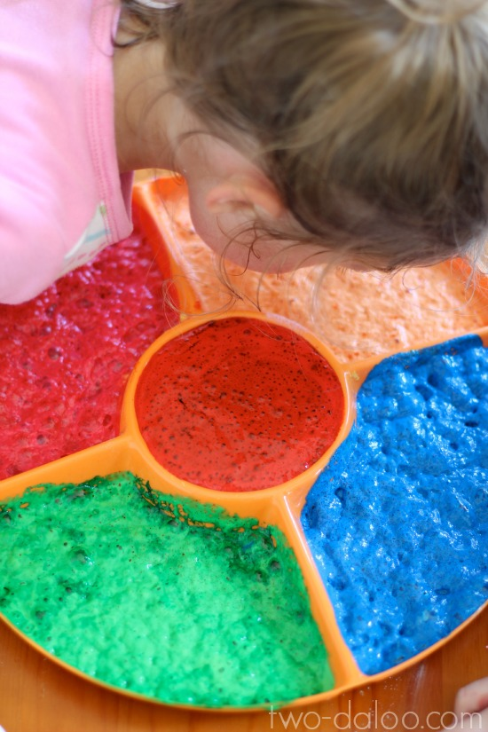 foamic paint tutorial Best Homemade Paint Recipes