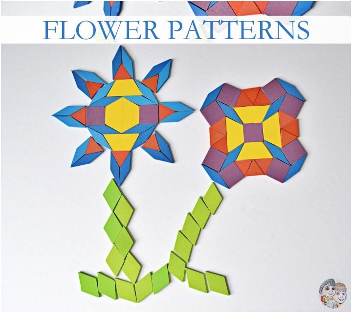 Flower pattern printables