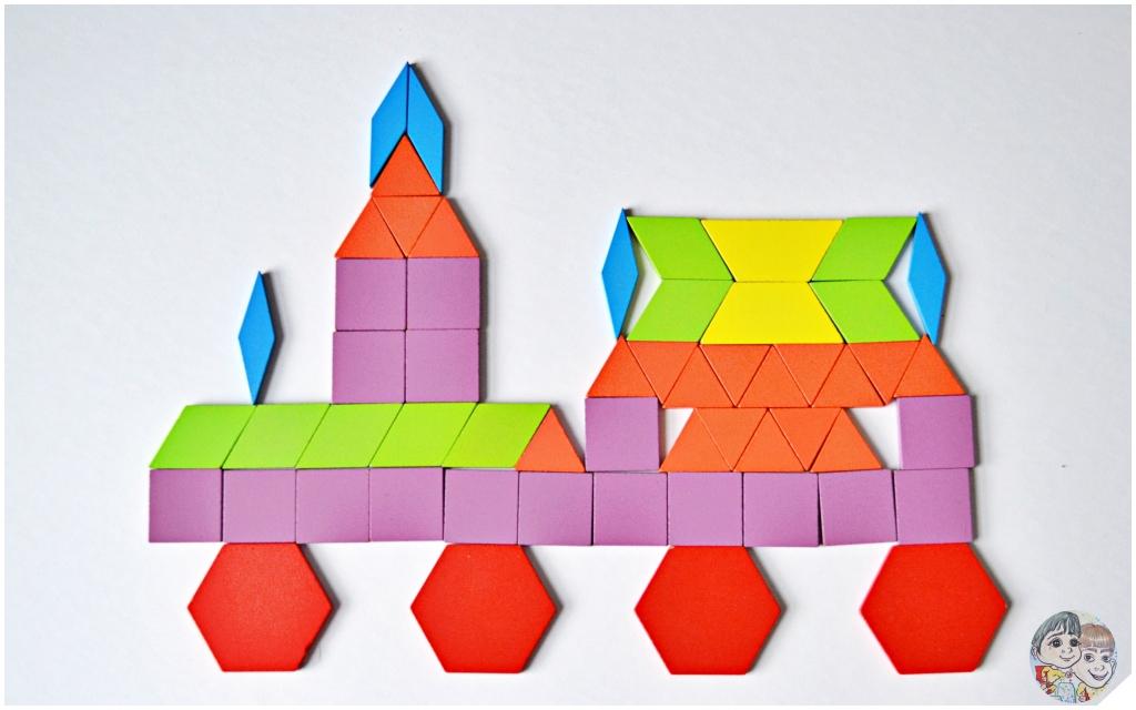 Tangram-train-tangram-puzzles