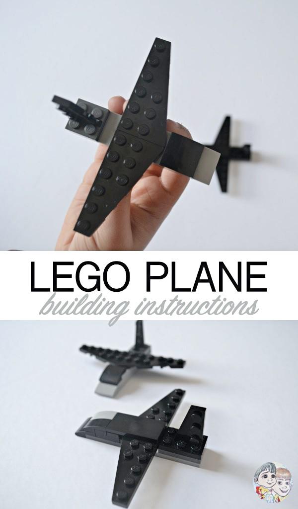 black-lego-plane-easy-instructions