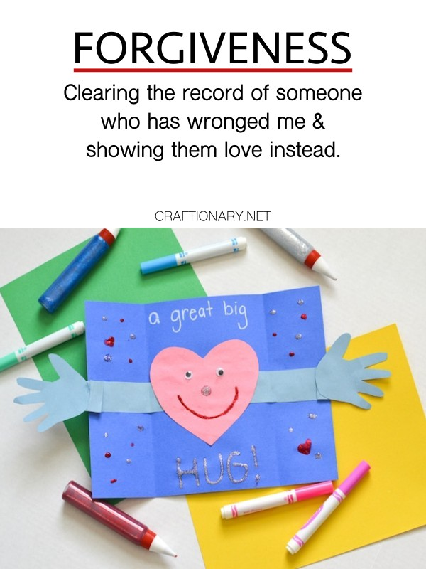 forgiveness-MAIL-A-HUG-craft-kids-character-trait-crafts-activities