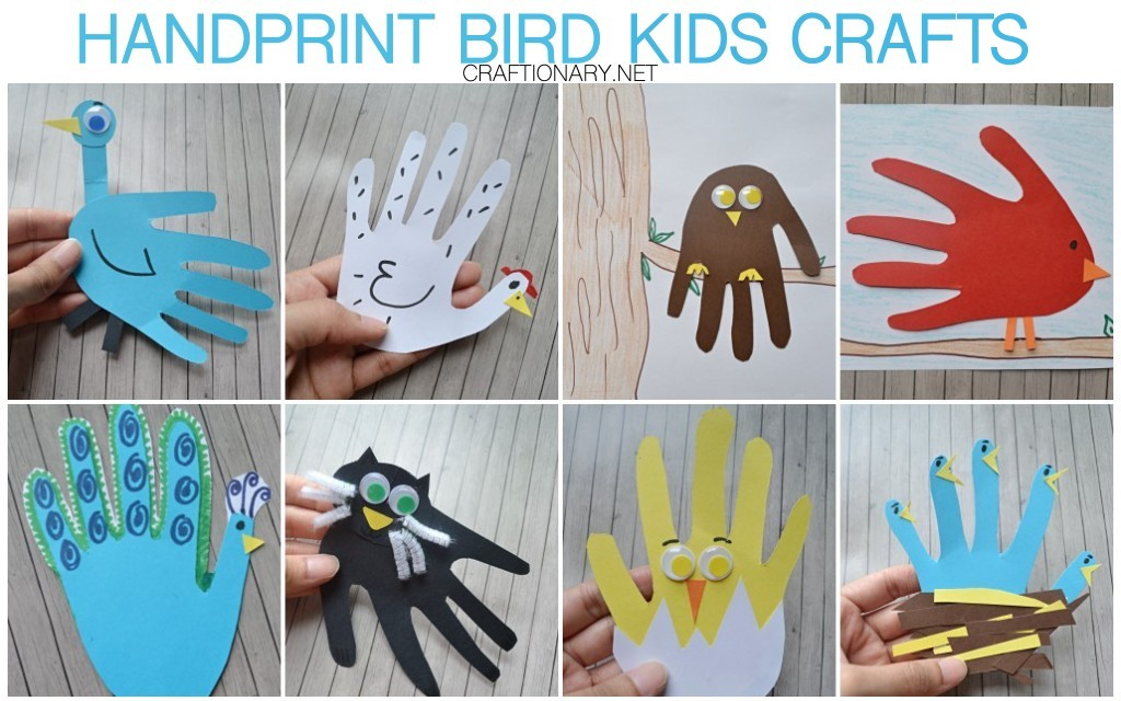 handprint-paper-bird-crafts-for-kids-using-construction-paper-only