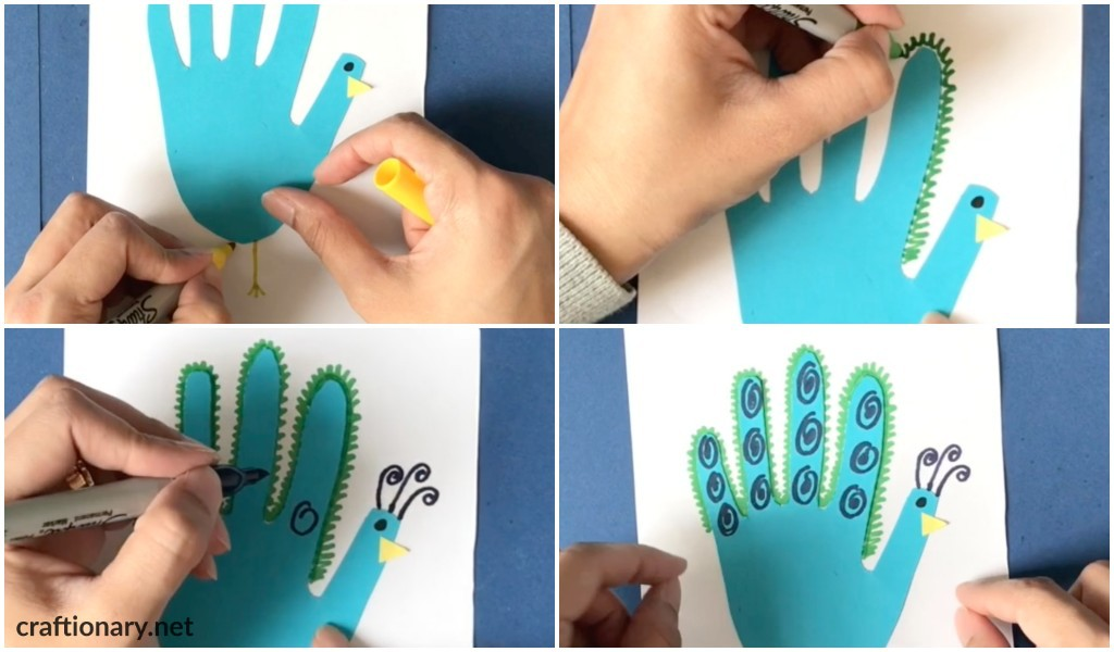 paper-peacock-handprint-peacock-kids-craft-tutorial