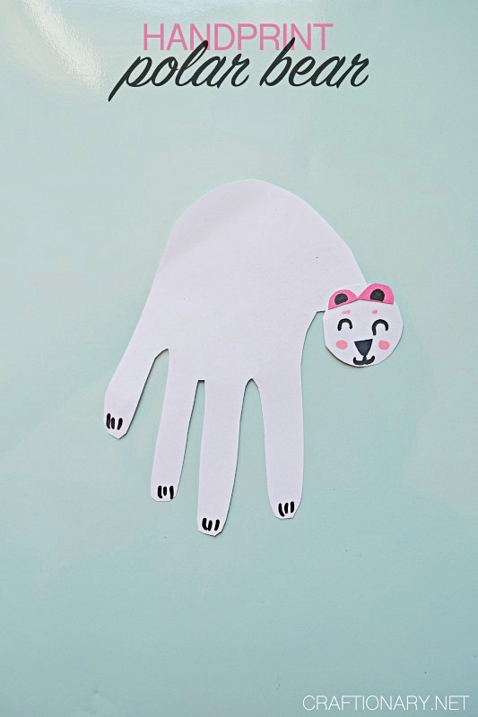 HANDPRINT-POLAR-BEAR-PAPER-ANIMAL-CRAFT-ARCTIC-OCEAN