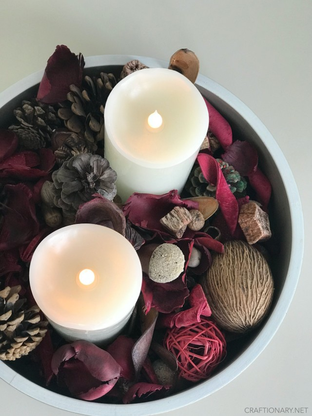 make-potpourri-candle-centerpiece-for-dinner