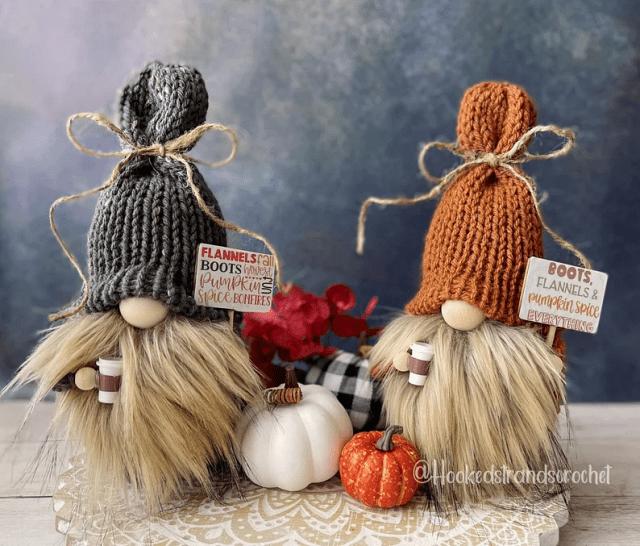 cute-fall-gnome-tiered-tray-decor