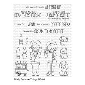 Timbro My Favorite Things– Friends at First Sip