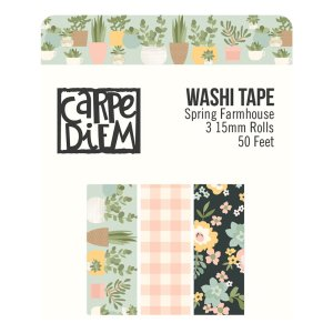 Simple Stories – Spring Farmhouse Washi Tape
