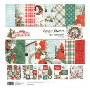 Simple Stories – Country Christmas Collection Kit