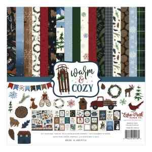 Echo Park – Warm & Cozy Collection Kit 12×12