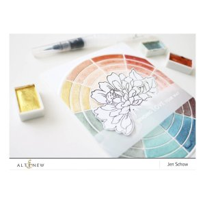 Altenew – Metallic Watercolor 14 Pan Set