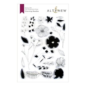 Altenew – Charming Doodles Stamp Set