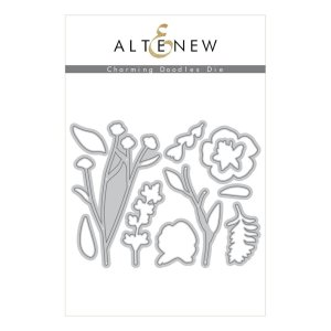 Altenew – Charming Doodles Die Set