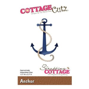 The Scrapping Cottage – CottageCutz Anchor