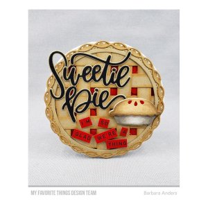 Fustella My Favorite Things – Sweetie Pie