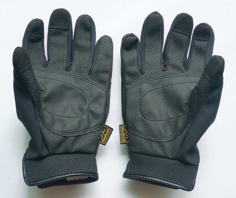 CrafPro Biker Riding Gloves