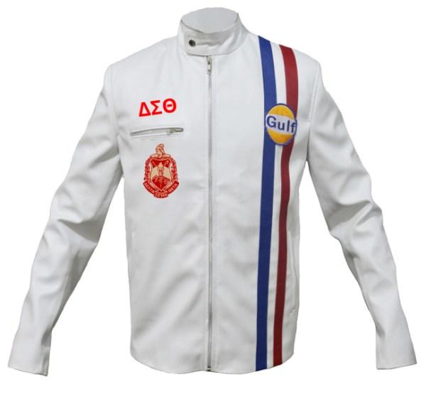 Delta Sigma Theta Crossing Jackets
