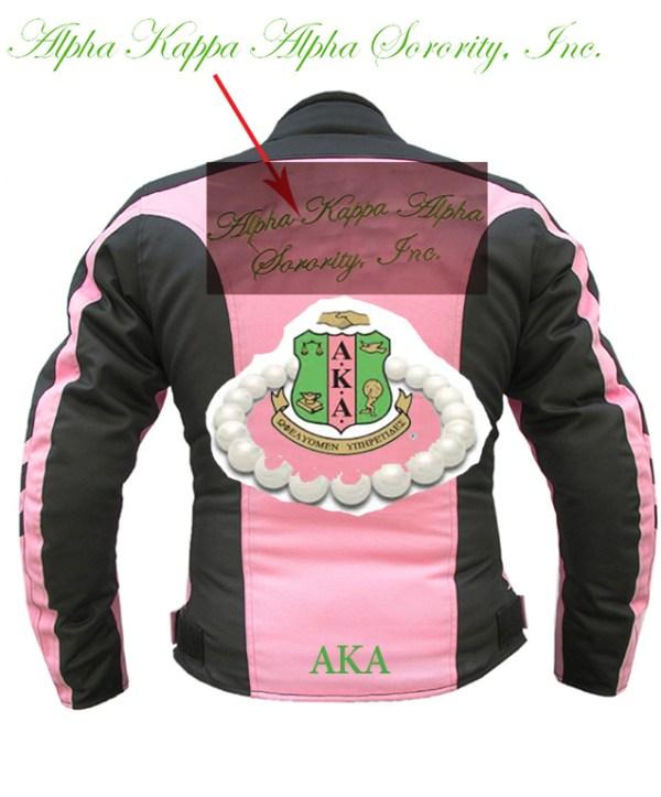 alpha kappa alpha line jackets